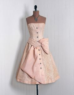 ~Beautiful 1950's dress~
