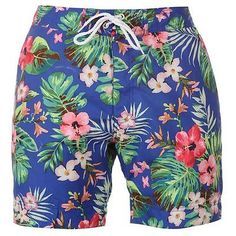 Mens #smith and jones blue tropical hawaiian #beach swim swimming #summer shorts,  View more on the LINK: http://www.zeppy.io/product/gb/2/272211105278/