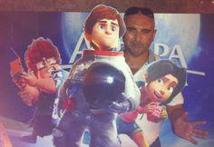 #Atrapalabandera #EnriqueGato #Guiónredundante #cine #animación