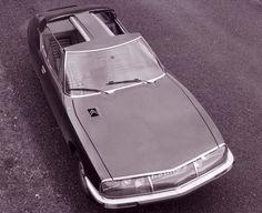 1971 Citroën SM Espace