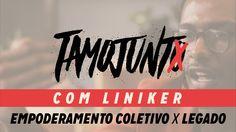 """Liniker - TamoJunt@ - (Empoderamento Coletivo x Legado). (""""Perestroika: Publicado em 03 de maio de 2016. / Liniker é o primeiro convidado do TAMOJUNTX, o programa em que convidamos pessoas que admiramos pra bater um papo em alguma de nossas sedes. Um papo leve e descontraído, mas que também visita temas delicados e importantes"""").   TAMOJUNTX com Liniker   Empoderamento Coletivo x Legado - Perestroika"""