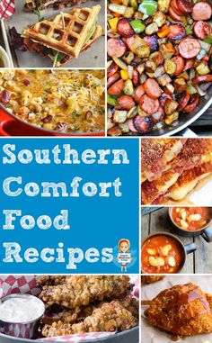 Kid friendly southern comfort food recipes to warm your soul