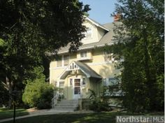 Unique turn of century, loaded with every bell and whistle, open floor plan, 2 sunporch, formal dining, glass knobs, chandelier, buffet glassed, french doors, crown molding, open stiarcase, finished 3rd level, double corner treed lot, MUST SEE!!