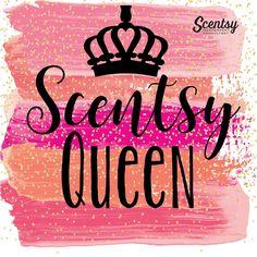 Scentsy Queen #scentsbykris