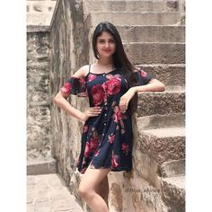 Image may contain: 1 person, standing and outdoor Beautiful Girl Indian, Beautiful Girl Image, Most Beautiful Indian Actress, Stylish Girl Images, Stylish Girl Pic, Sexy Dresses, Girls Dresses, Beautiful Girl Wallpaper, Prity Girl