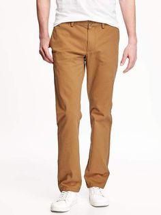 9c6fe7d434cf4 Old Navy Slim Ultimate Khakis for Men Slim Fit Khakis, Shop Old Navy, Welt