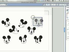 shows you how to take free clip art and turn it into your own die cut using your Silhouette Studio software.