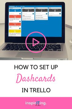 Dashcards in Trello boards can be used to add visually-pleasing counters that show what's going on in your board and lists at a glance. In this video, I am showing you how to set up a dashcard with Butler for Trello. And I am also showcasing some design a Creative Business, Business Tips, Online Business, Business Quotes, Business Style, Business Entrepreneur, Business Marketing, Content Marketing, Social Entrepreneurship