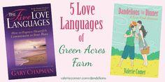 5 Love Languages of Green Acres Farm | Valerie Comer