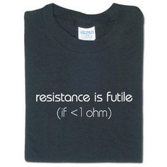 ThinkGeek :: resistance is futile