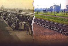 (testo di una poesia trovata ad Auschwitz)  Eli Elishe'lo yigamer l'olamhachol v'hayamrishrush...