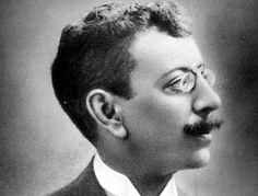Olavo Bilac (1865-1918) pertenceu à Escola Parnasiana Brasileira, sendo um dos seus principais representantes, ao lado de Alberto de Oliveira e Raimundo Correia.  Fotografia: Reprodução.