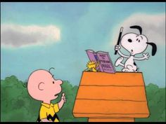 It's Magic Charlie Brown - clip (HD) animated gif