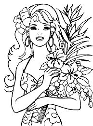Princess Barbie Coloring pages to print, coloring pages to ...