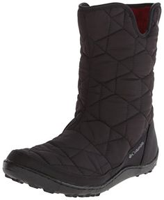 Columbia Women's Minx Slip II Omni-Heat Winter Boot,Black/Red Plum,7.5 M US Columbia http://www.amazon.com/dp/B00GW956VQ/ref=cm_sw_r_pi_dp_LKFuub000S6XZ