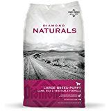 Diamond Naturals Large Breed Puppy Real Meat Recipe Premium Dry Dog Food With Real Pasture Raised Lamb -- You can get additional details at the image link. (This is an affiliate link) Lamb Recipes, Dog Food Recipes, Holistic Diet, Cane Corso Dog, Big Puppies, Food Plus, Dry Cat Food, Pet Food