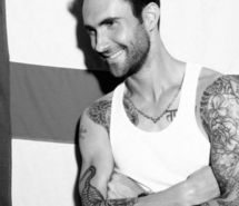 Inspiring picture adam lavine, black and white, photography, sexy. Resolution: 500x514 px. Find the picture to your taste!