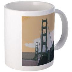 Sold today: #GoldenGateBridge003 #Mugs #JAMFoto #Cafepress