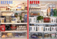 Sage N Frugal Tip | how to clean and organize your refrigerator. #SageNFrugalTips #TickledMummyCub
