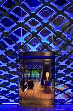 Contemporary Japanese Design Influences the 'Tori Tori Restaurant'