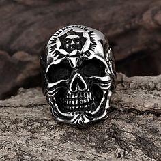 generosa individuo anillo no de los hombres de piedra decorativa de barniz de…