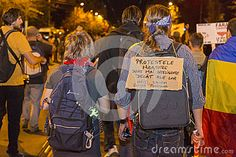 Protests Against Cyanide Gold Extraction At Rosia Montana Editorial Stock Image - Image of mass, activist: 33911379 Bucharest Romania, Destruction, Ecology, Gabriel, Montana, It Cast, Join, Europe, How To Plan
