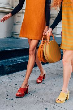 Mansur Gavriel, Maharam and Alexander Girard, September 2015. Photography by Tommy Ton.