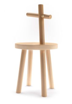 Moooi co-founder Marcel Wanders has designed a wooden table that resembles a deer for the furniture brand's new collection