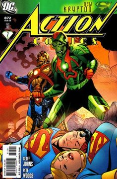 #ActionComics No.872 Following the Kryptonian purge of Metropolis' super-villain population #Superman confronts an unrepentant Alura who explains her intentions for the worlds stored on Brainiac's ship, but more importantly the Creature Commandos are let loose. http://www.amazon.com/dp/B001O1UXE2/ref=cm_sw_r_pi_dp_WvfWtb01A5CNMK9E