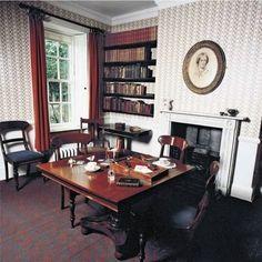 Charlotte Bronte, novelista y poeta.