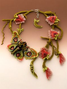 Bead art by Huib Petersen ....I've been working on this kit for awhile.  It is beautiful.