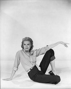Grace Kelly by Bud Fraker.