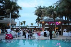 The National Hotel, a perfect #wedding setting. #Miami