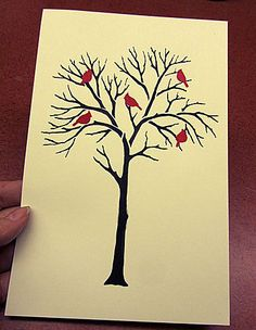 This Cardinal stencil is perfect for card making and scrapbooking! It's very easy and fun to make your own classy Christmas cards, and one reusable stencil will likely last you a lifetime. Stencils for DIY holiday decor, stencils for walls, furniture, fab Beautiful Christmas Cards, Classy Christmas, Christmas Diy, Christmas Things, Christmas Quotes, Christmas Stencils, Halloween Stencils, Christmas Templates, Bird Stencil