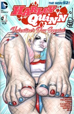 Harley Quinn Suicide Squad Stockings by scottblairart on DeviantArt