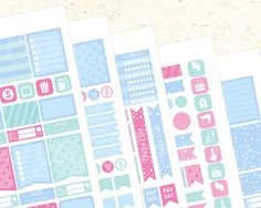 May Printable Planner Stickers Printable Stickers May stickers set Monthly stickers Template sticker Pack stickers Kit stickers Erin Condren by EnjoyPlanning on Etsy