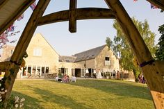 Hyde Barn wedding venue in Gloucestershire