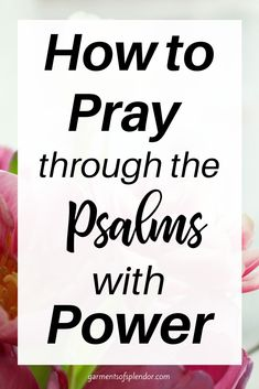 Powerful Scriptures, Prayer Scriptures, Bible Prayers, Faith Prayer, Prayer Book, Prayer Quotes, Bible Quotes, Bible Verses, Praying The Psalms