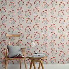 Buy John Lewis Seedlings Wallpaper Online at johnlewis.com - ? living room