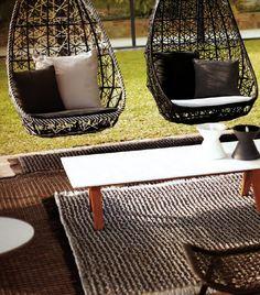 Trend :: Il Salone del Mobile 2012 - I mobili da giardino