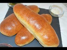 La cocina de Merche Borjas: PANES DE VIENA EXTRA TIERNOS (FACILES)