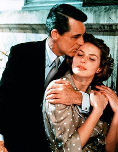 Cary Grant and Ingrid Bergman, Indiscreet (1958).