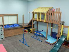 Gymnastics  - Emma needs this room.