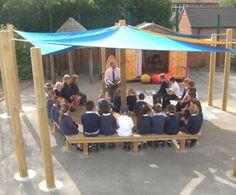 outdoor classrooms