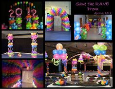 Elementary School Father-Daughter dance decorations | Wedding ...