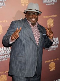 Actor Cedric the Entertainer arrives at Los Angeles Opening of 'Michael Jackson THE IMMORTAL World Tour' at Staples Center on January 27 2012 in Los...