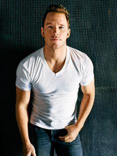 "Four new portraits of ""Guardians of the Galaxy"" star Chris Pratt ..."