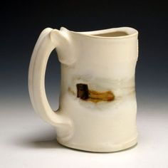 Shadow May, White mug