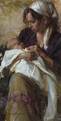 Her First Born - Dan Gerhartz