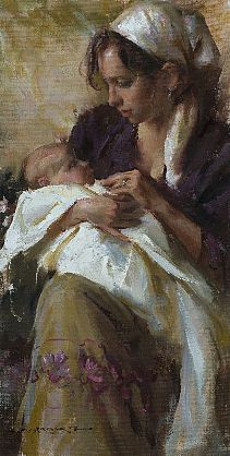 Her First Born - Dan Gerhartz